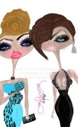 Grafitti Couture Dolls