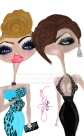 Grafitti Couture Dolls