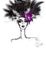 Grafitti Couture Cruelita