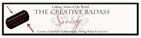 TheCreativeBadassSociety